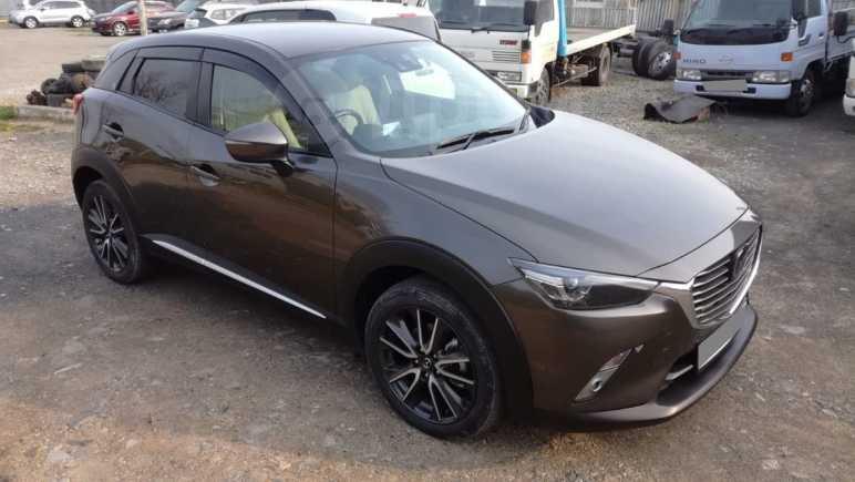 Mazda CX-3, 2016 год, 1 055 000 руб.