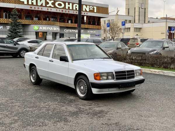 Mercedes-Benz 190, 1989 год, 640 000 руб.