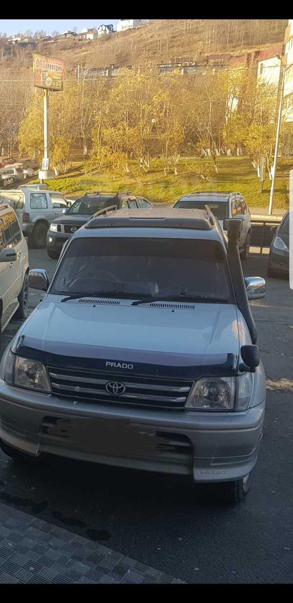 Toyota Land Cruiser Prado, 2000 год, 520 000 руб.