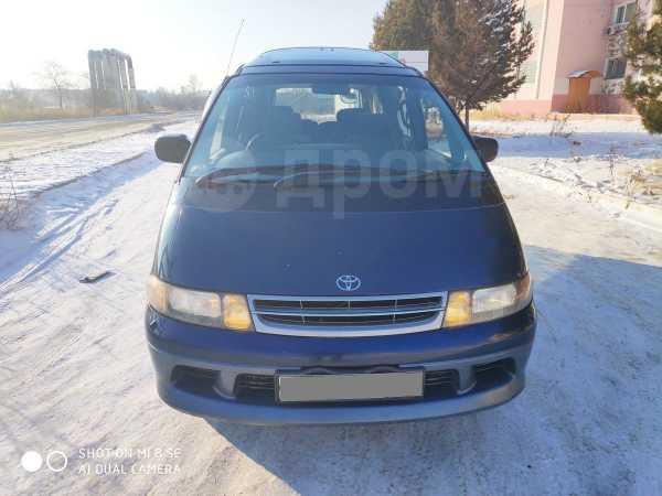 Toyota Estima Lucida, 1997 год, 185 000 руб.