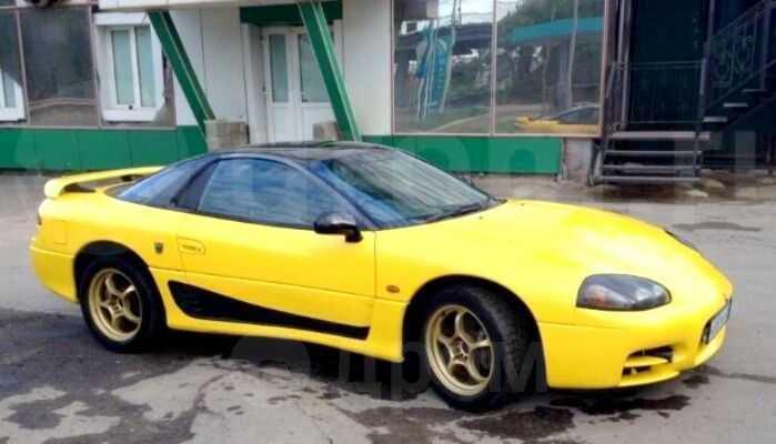 Mitsubishi GTO, 1994 год, 370 000 руб.