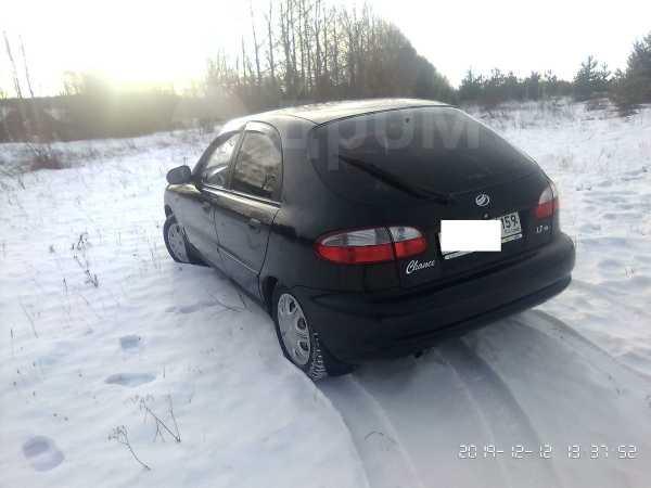 ЗАЗ Шанс, 2011 год, 120 000 руб.