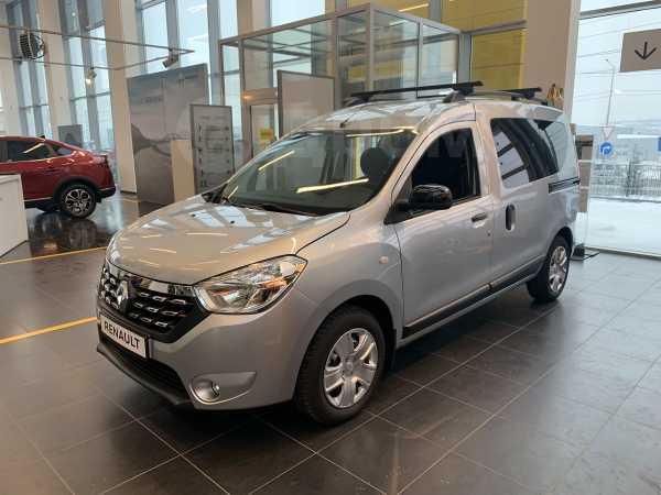 Renault Dokker, 2019 год, 1 241 510 руб.