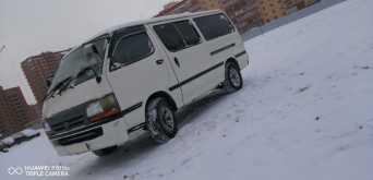 Новосибирск Hiace 2003