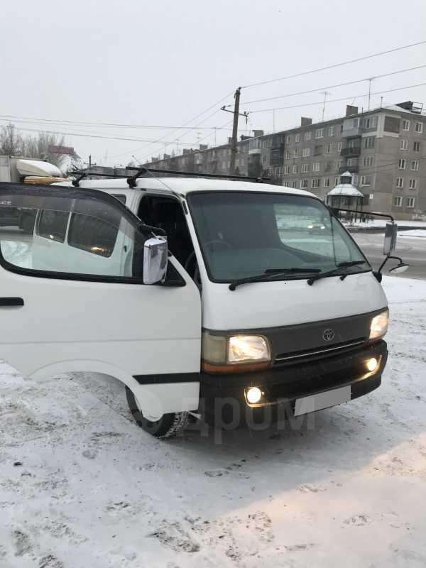 Toyota Hiace, 1999 год, 349 000 руб.