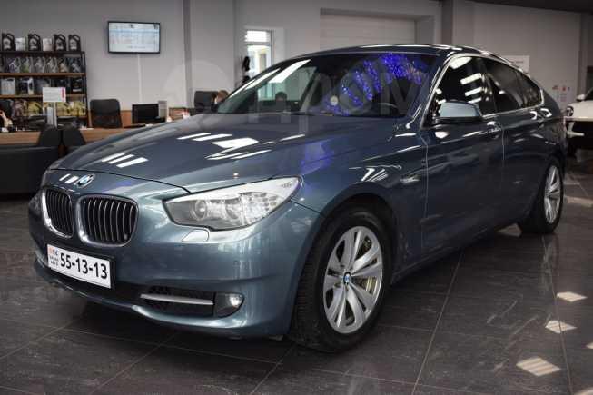 BMW 5-Series Gran Turismo, 2010 год, 999 000 руб.
