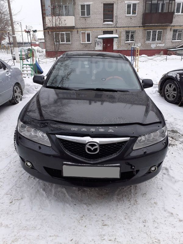 Mazda Mazda6, 2003 год, 320 000 руб.