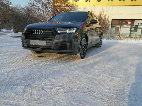 Audi Q7, 2018 год, 4 170 000 руб.