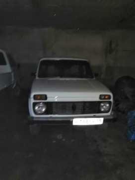 Белогорск 4x4 2121 Нива 1980