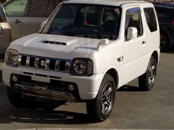 Suzuki Jimny, 2014 год, 580 000 руб.