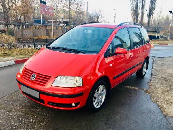 Volkswagen Sharan, 2001 год, 349 000 руб.