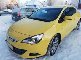 Пойковский Astra GTC 2012