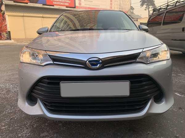 Toyota Corolla Fielder, 2015 год, 780 000 руб.