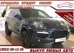 Барнаул Cayenne 2011