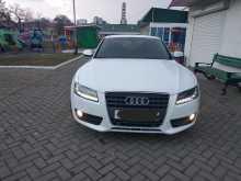 Гудермес Audi A5 2009