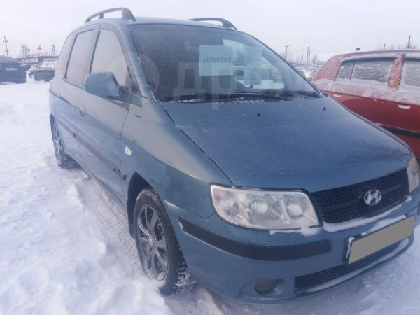 Hyundai Matrix, 2006 год, 305 000 руб.