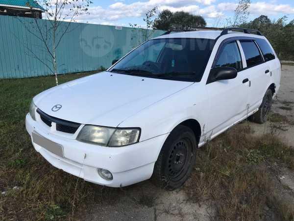 Mazda Familia, 2000 год, 100 000 руб.