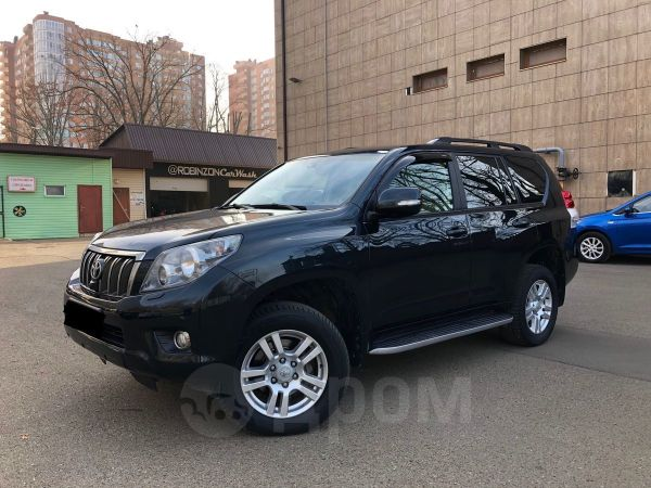 Toyota Land Cruiser Prado, 2011 год, 1 530 000 руб.
