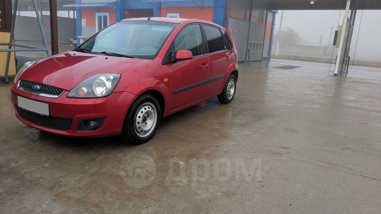 Ford Fiesta, 2007 год, 275 000 руб.