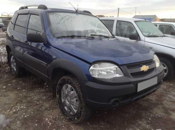 Chevrolet Niva, 2006 год, 229 000 руб.