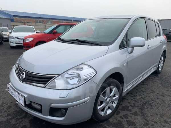 Nissan Tiida, 2012 год, 557 000 руб.