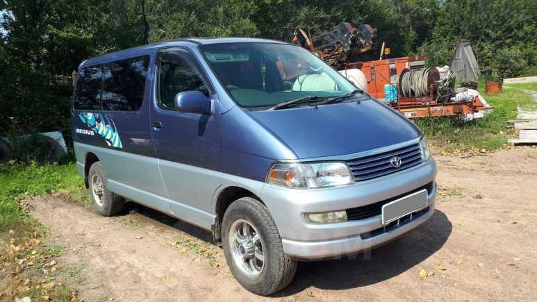 Toyota Hiace Regius, 1998 год, 490 000 руб.