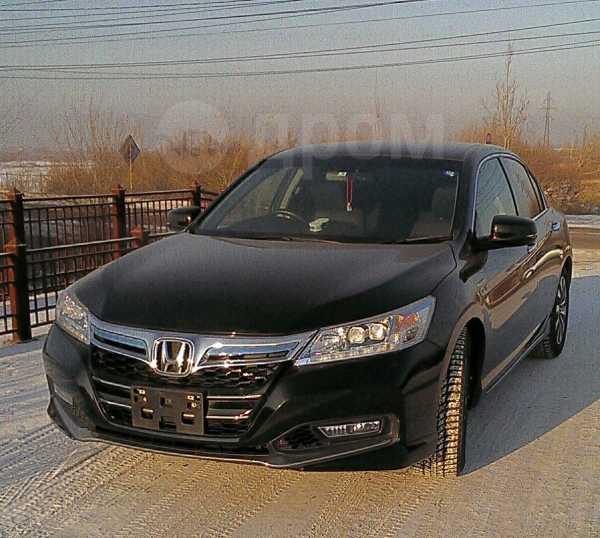 Honda Accord, 2015 год, 1 430 000 руб.