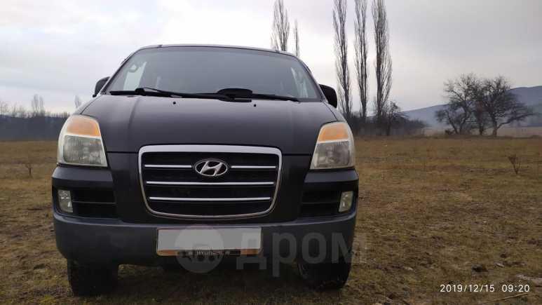 Hyundai Starex, 2006 год, 700 000 руб.