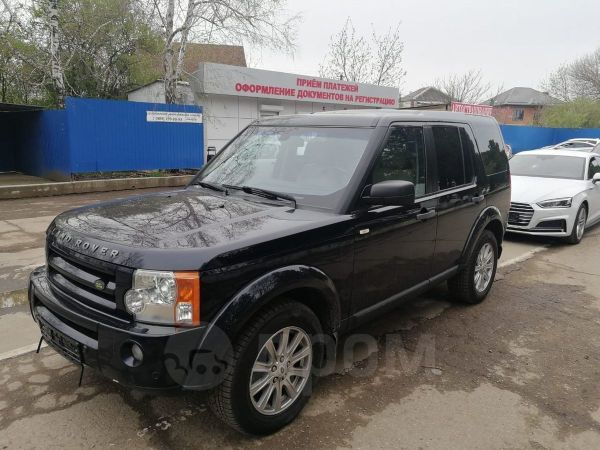 Land Rover Discovery, 2009 год, 850 000 руб.