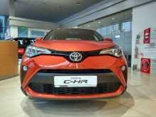 Брянск Toyota C-HR 2019