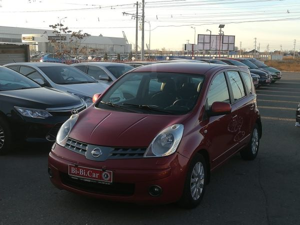 Nissan Note, 2008 год, 420 000 руб.
