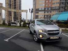 Ростов-на-Дону Tracker 2015