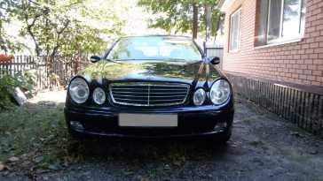 Шахты E-Class 2003