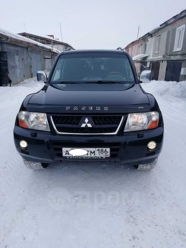 Mitsubishi Pajero, 2005 год, 620 000 руб.