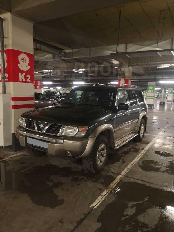 Nissan Patrol, 2000 год, 500 000 руб.