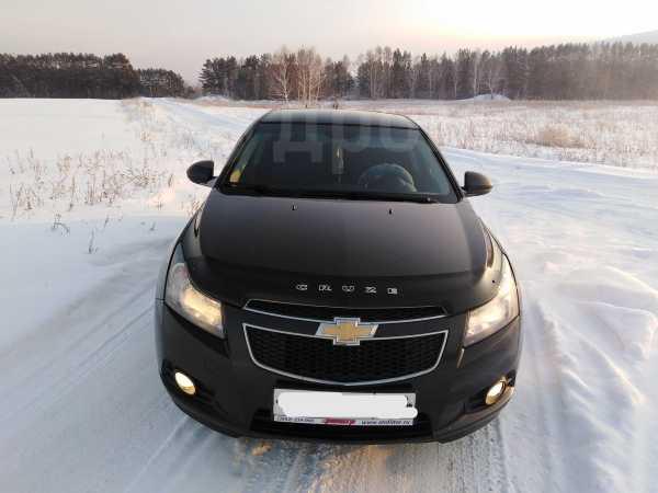 Chevrolet Cruze, 2011 год, 520 000 руб.