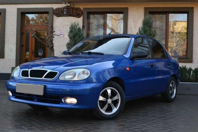 Daewoo Lanos, 2008 год, 249 000 руб.