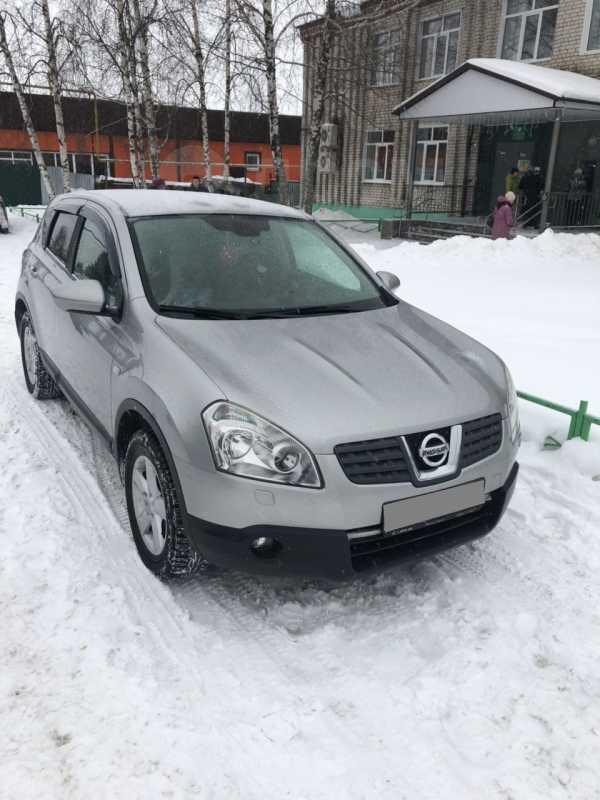 Nissan Qashqai, 2008 год, 520 000 руб.