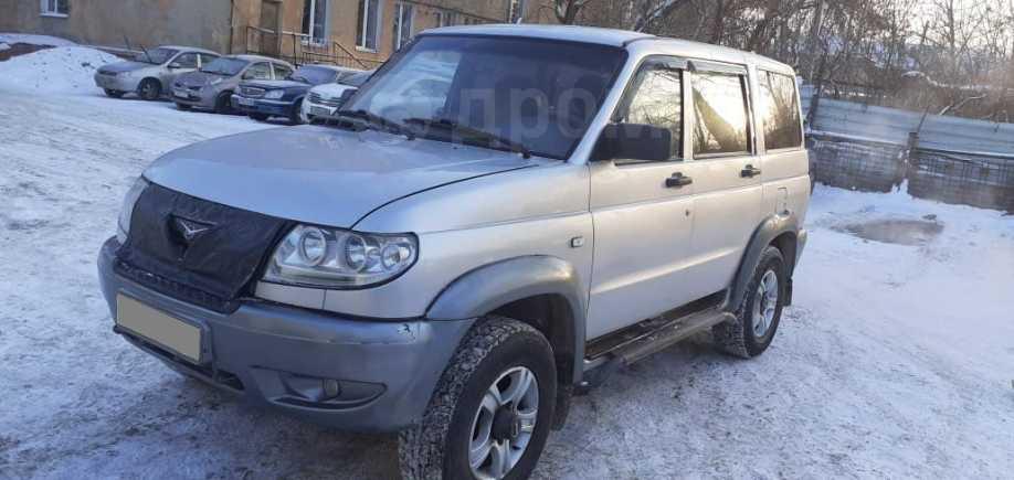 УАЗ Патриот, 2006 год, 250 000 руб.