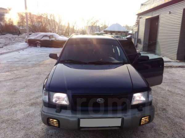 Subaru Forester, 1999 год, 450 000 руб.