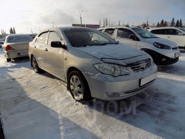 BYD F3, 2011 год, 227 000 руб.