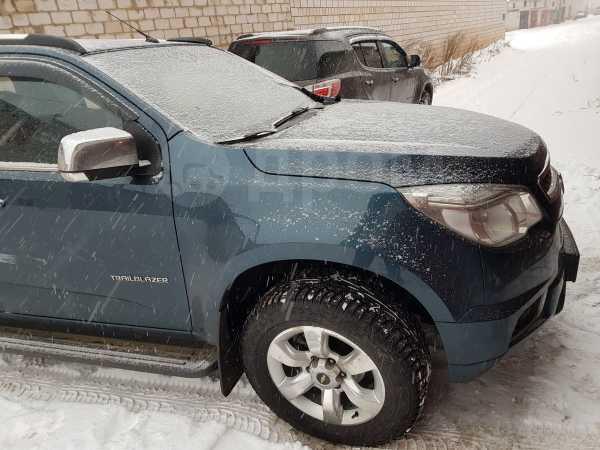 Chevrolet TrailBlazer, 2013 год, 500 000 руб.