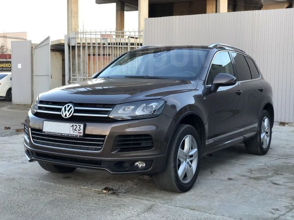 Volkswagen Touareg, 2014 год, 1 649 000 руб.