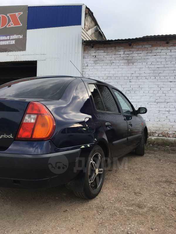 Renault Symbol, 2003 год, 129 000 руб.