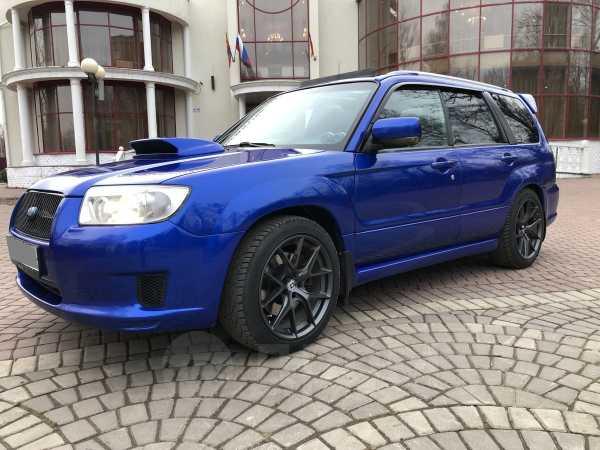 Subaru Forester, 2007 год, 890 000 руб.