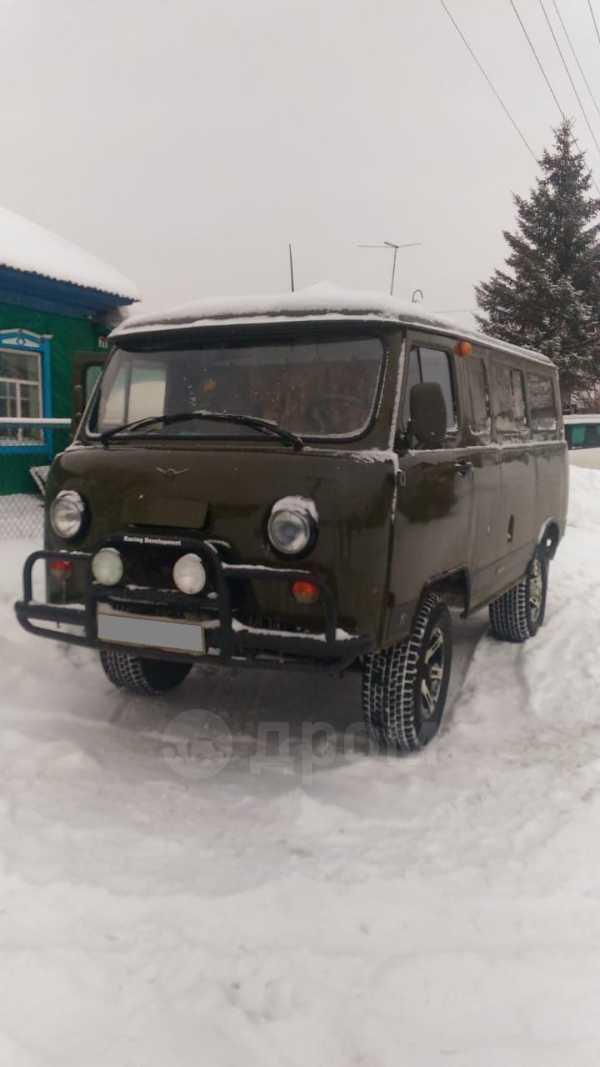 УАЗ Буханка, 2001 год, 699 900 руб.