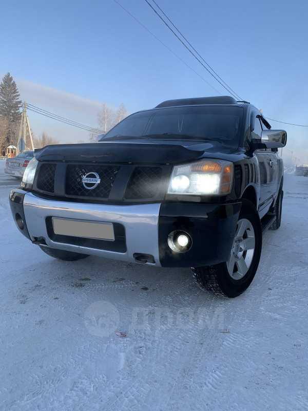 Nissan Armada, 2004 год, 790 000 руб.