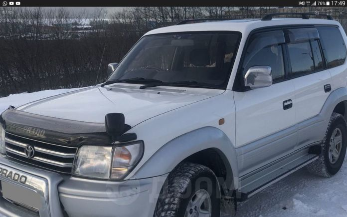 Toyota Land Cruiser Prado, 1998 год, 750 000 руб.
