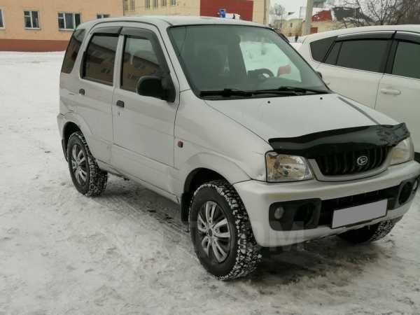Daihatsu Terios, 2001 год, 220 000 руб.
