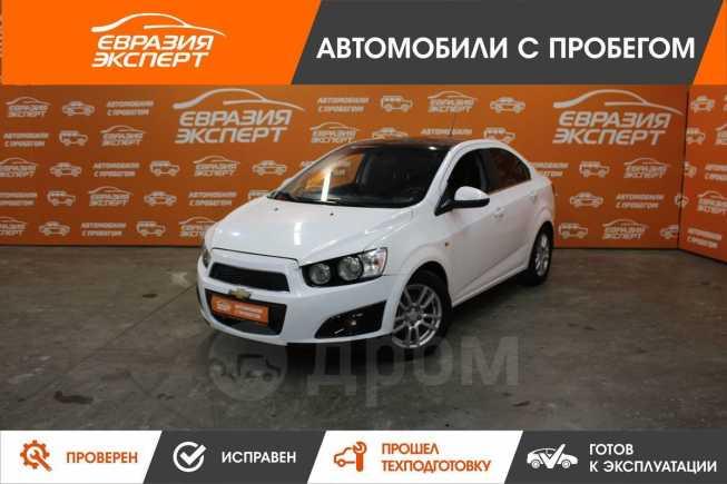 Chevrolet Aveo, 2013 год, 330 000 руб.
